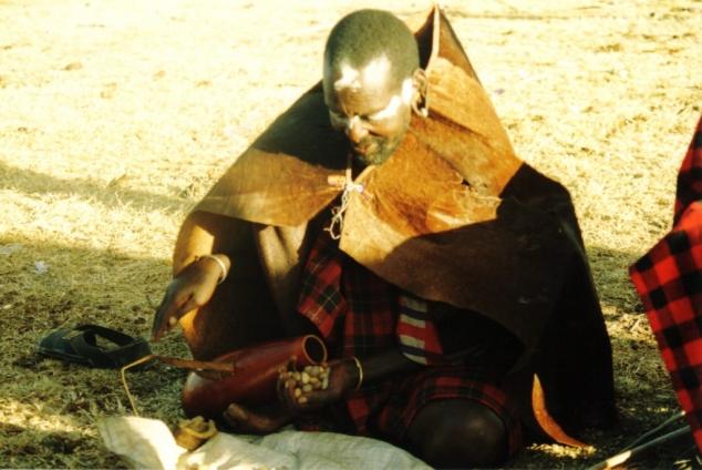 Maasai - Seer